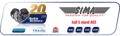Register your visit to Autotechnica 2020!