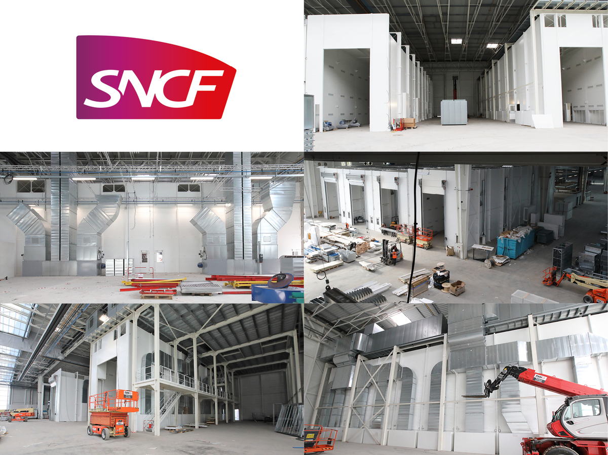 CUSTOMER IN THE SPOTLIGHT: SNCF